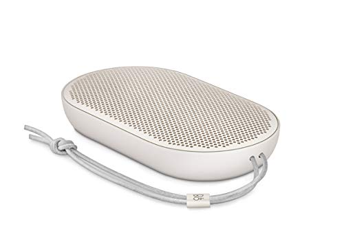 Bang & Olufsen Beoplay P2 Portable Bluetooth Speaker with Built-in Microphone - Sand Stone