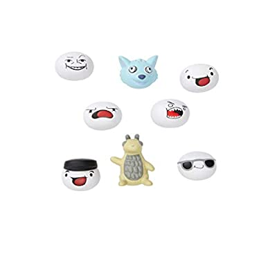 UCC Distributing Odd 1s Out Mini Squooshies 3-Inch Mystery Pack - Series 1 [1 Random Figure]: Toys & Games