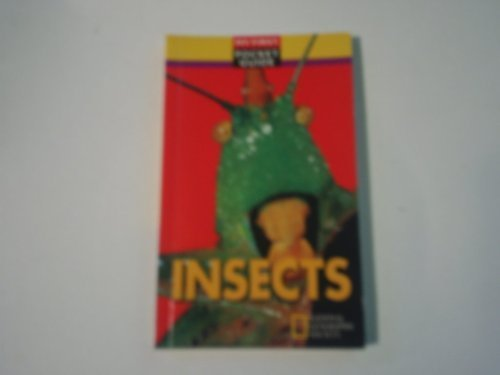 Insects: My First Pocket Guide, Daniel J. Bickel