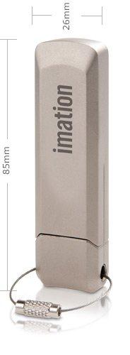 16GB Imation Defender F200 + Bio USB Flash Drive Fips 140-2 Level 3 Validated 25 by IronKey (Image #2)