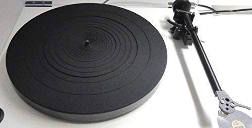 Vinyl Guru DM-205 Goma Tocadiscos Plato Mate: Amazon.es: Electrónica