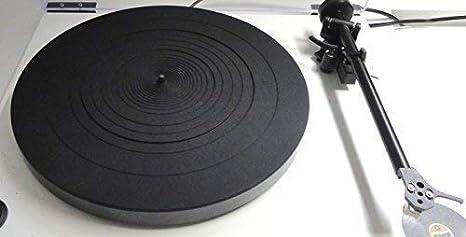 Vinyl Guru DM-205 Goma Tocadiscos Plato Mate: Amazon.es ...
