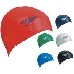 Speedo Latex Junior Swim Cap