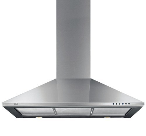 XOB30SMUA XO Range Hood Stainless Steel Wall Mount Chimney Euro Style, 30