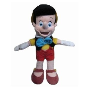(Authentic Disney 12 Pinocchio Plush Doll Toy by Disney)