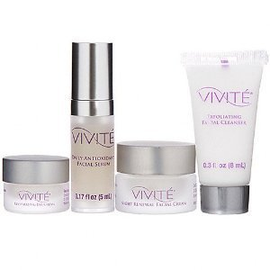 Vivite Travel Size System 4 piece by Vivite