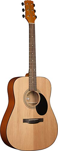 Large Product Image of Jasmine S35 Acoustic Guitar, Natural