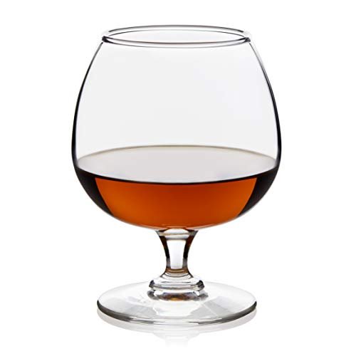 Libbey Craft Spirits Cognac Glasses, Set of 4 For Sale