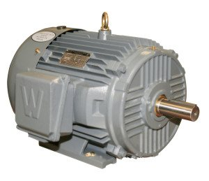 5 Hp Electric Motor >> 5 Hp 3 Phase Electric Motor 3600 Rpm 184t Frame Tefc 230 460