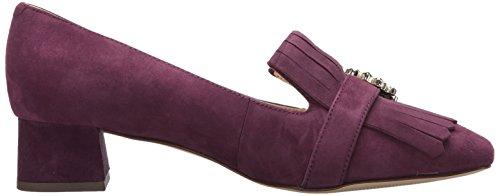 Purple Nine West Pumps Women's Dark Suede Wadley 6RBXRwnxq