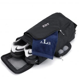 Personalized Golf Shoe Bag (Golf Shoes Personalized)
