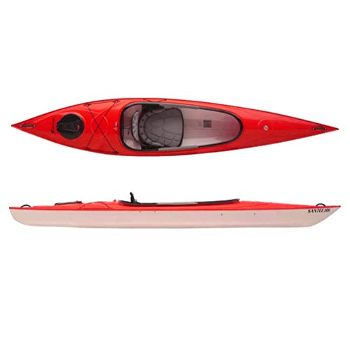 Hurricane Santee 126 Sport Kayak - Red