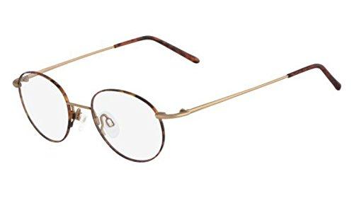 Flexon Flexon 623 Eyeglasses 215 Tortoise/Bronze Demo 48 19 140
