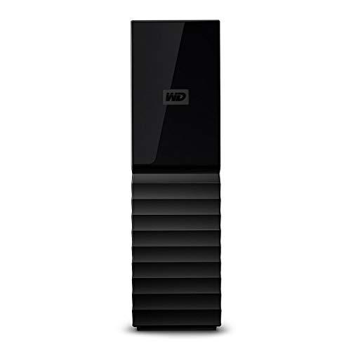 WD My Book 8 TB USB 3.0 Desktop harde schijf met wachtwoordbeveiliging en automatische back-up-software