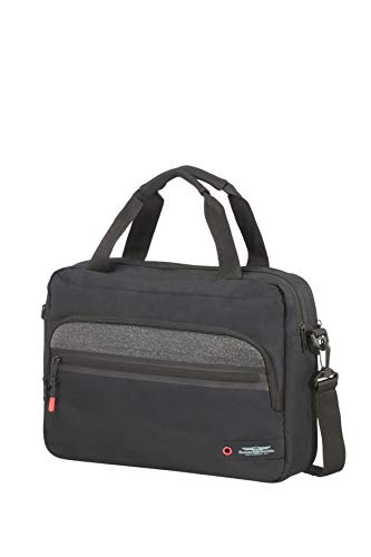 American Tourister City Aim Briefcase 40 centimeters 19.5 Black