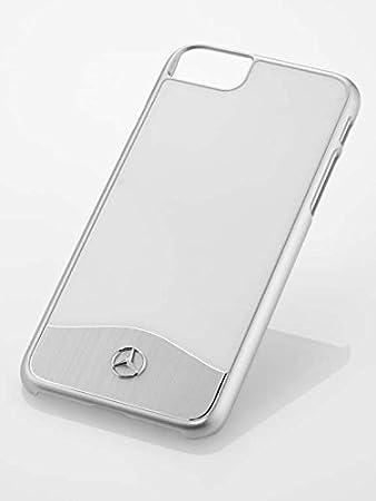 Original Mercedes-Benz Hülle Case iPhone 7 Kunststoff iPhone 8 schwarz