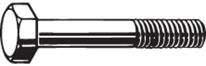 Pack of 5 Pk10, 5//8-11 4 L Structural Bolt