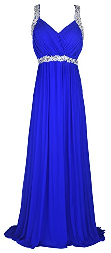 (conail Coco Women's Elegant Royal Formal Dresses Wear Long Wedding Party Gowns (XXLarge),)