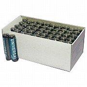 UPG D5323/D5923 Super Heavy-Duty Battery Value Box (AAA; 50 pk) (Heavy Duty Value Box Battery)