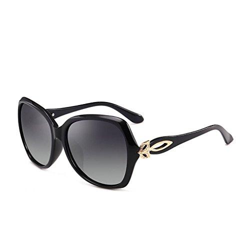 A Lentes Sol de mujer Grande de Mujer Color conducción de Gafas para Gafas Sungeye Gafas moda para De sol Polarizado deportes Classic Gafas Vintage D sol libre aire Marco wpTXPAq6