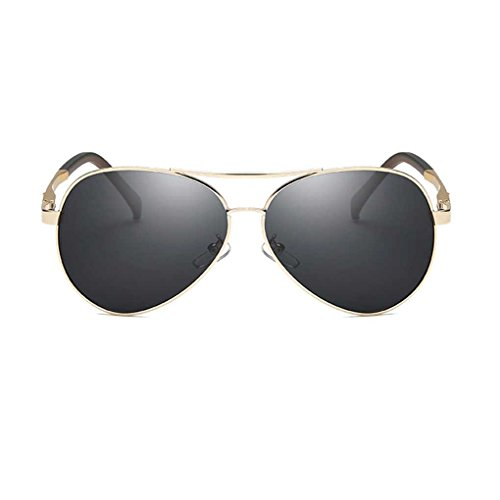 de Sol de 3 la UV polarizada Gafas Conducción Coolsir Vendimia Gafas Bloqueador piloto Gafas Providethebest Lentes Protección Lente de de Solar Las Sol de Yw4qItX