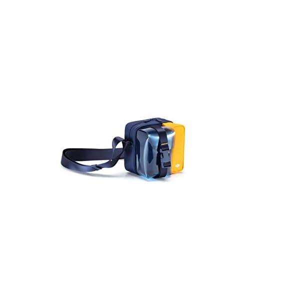 DJI Mavic Mini Bag Borsa per Trasporto Drone Mavic Mini e accessori, Comoda per Portare il tuo Mavic Mini Sempre con te, Disponibile in Tre Colori, Blu/Giallo 2 spesavip