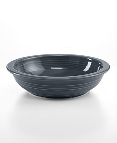 Homer Laughlin 339-977 Individual Pasta Bowl, Slate