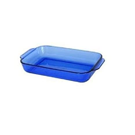 Relatively Amazon.com: Anchor Hocking Cobalt Blue Rectangular Baking Dish ( 9  UI34
