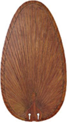 Fanimation CABPP4BR Caruse Blade Narrow Oval Composite Palm, 22-Inch, Brown