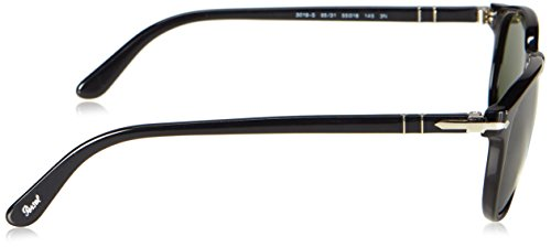 PERSOL - 3019S - Lunettes de soleil mixte, black