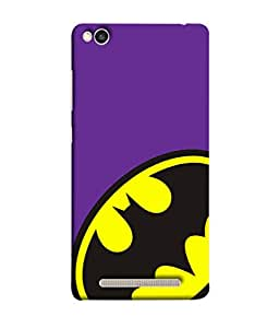 ColorKing Xiaomi Redmi 5A Case Shell Cover - Batman Multi Color