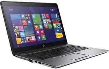 (Renewed) HP Elitebook 840 G2 (CORE I5 5TH GEN/4GB/500GB/WEBCAM/14''/DOS) (Black-Grey)