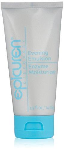 2.5 Ounce Emulsion (Epicuren Discovery Evening Emulsion Enzyme Moisturizer, 2.5 Fl oz)