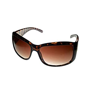 Kenneth Cole Reaction Sunglass KC1156 52F Tortoise Rectangle , Gradient Lens