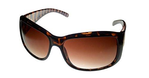 Kenneth Cole Reaction Sunglass KC1156 52F Tortoise Rectangle , Gradient - Sunglasses Kenneth Cole