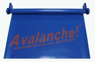 Slide Kit Avalanche 500 (Kit Rack Slide)