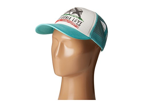 Billabong Women's Pitstop Hat Mo Mint One Size (Hat Summer)