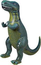 """Inflatable Tyrannosaurus Rex ( Height 34"""")"""
