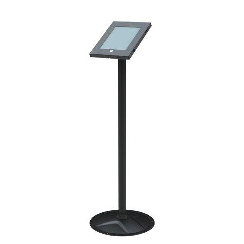 Sewell Direct Floor Stand with Anti-theft Enclosure for iPad 2 & iPad Air (SW-30154) by Sewell Direct