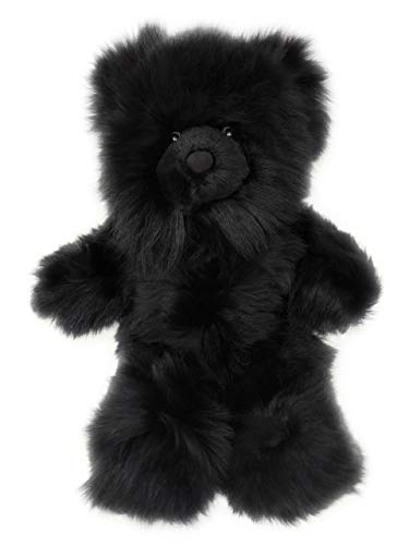 (Baby Alpaca Fur Teddy Bear - Hand Made 10 Inch)