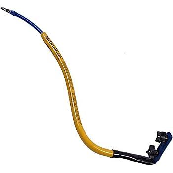Bike Tow Leash - Yellow