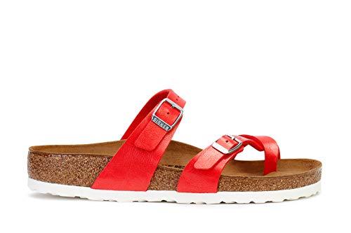 Birkenstock Mayari Women's Sandal 40 M EU Hibiscus-Patent