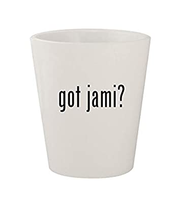 got jami? - Ceramic White 1.5oz Shot Glass