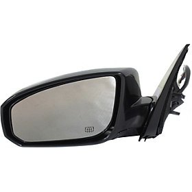 (For Nissan MAXIMA 06-08 SIDE MIRROR LEFT DRIVER, POWER, HEATED, POWER FOLDING)