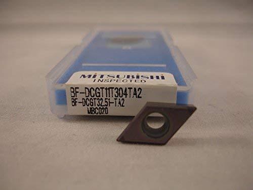 M1 DCGT 32.51 TA2 MBC020 MITSUBISHI CBN Inserts 1pcs