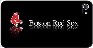 Boston Red Sox MLB iPhone 4-4S Case v33 3102mss