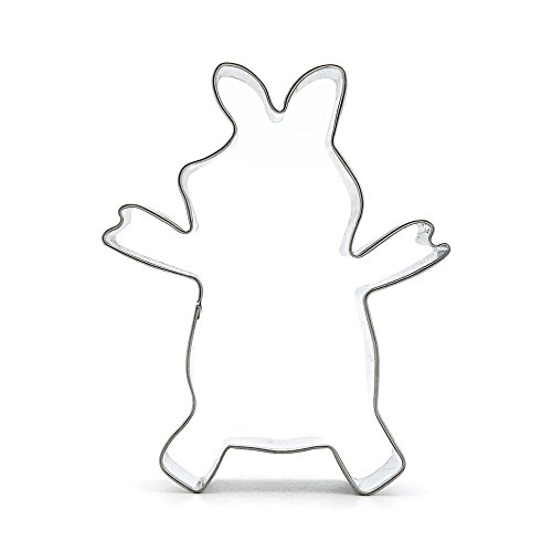 Metal Biscuit Pastry Cookie Cutter Jelly Craft Fondant DIY Kitchen Baking Tool Sandwiches A094 Rabbit by ebemallmall Cookie Cutters