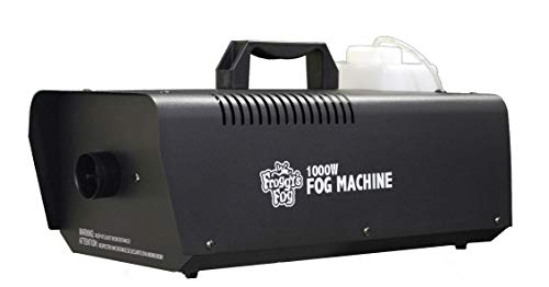 Optional Wired Remote - Froggys Fog - 1000 Watt Halloween Fog Machine with Wired Remote Control - All Metal, Impressive Output, Timer and Wireless Control Options