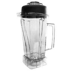 Replacement Container (Vita-Mix Clear Replacement 64 Oz Container with Ice Blade)