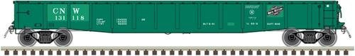 Atlas 50003404 - ACF 70-Ton 52ft Gondola Chicago & Northwestern 131118 - N Scale